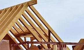 В России рекордно выросли объемы строительства деревянного жилья